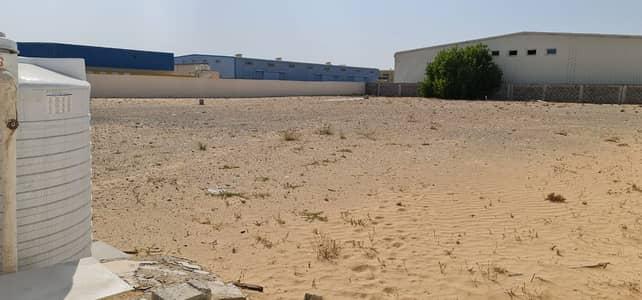 ارض صناعية  للايجار في السجع، الشارقة - ارض صناعية في السجع 140000 درهم - 4818324