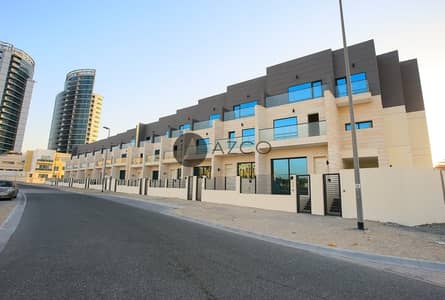 4 Bedroom Townhouse for Sale in Jumeirah Village Circle (JVC), Dubai - A HOME OF YOUR OWN | BEST PRICED 4BR | PRIVATE GARDEN