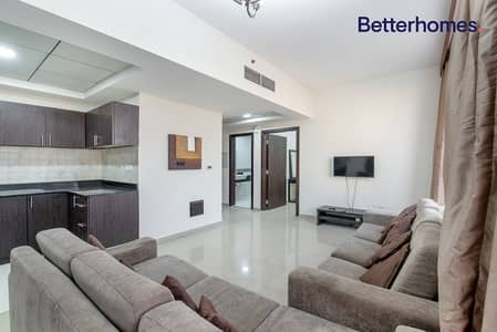 2 Bedroom Flat for Sale in Jumeirah Village Circle (JVC), Dubai - Fully Furnished | Vacant | Huge Terrace | JVC