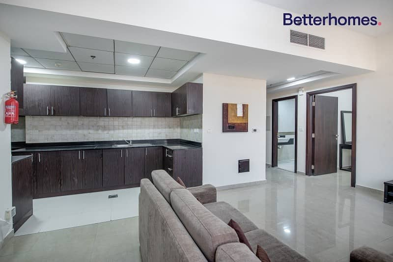 2 Fully Furnished | Vacant | Huge Terrace | JVC