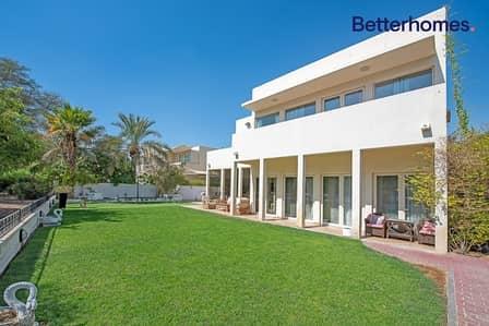 5 Bedroom Villa for Rent in Arabian Ranches, Dubai - Type 3 | Behind Park | Landscaped Garden