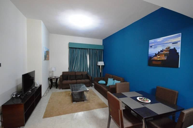 Rented Apartment   1Bedroom   High ROI   Furnished