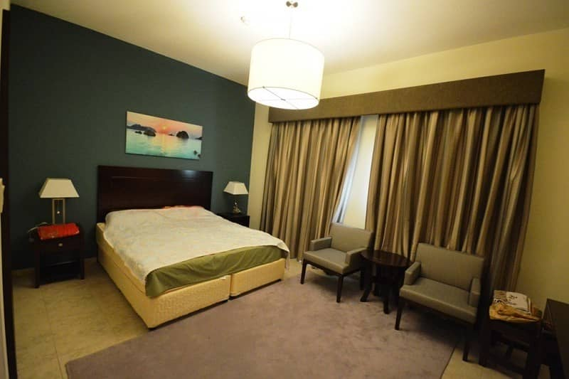 2 Rented Apartment   1Bedroom   High ROI   Furnished