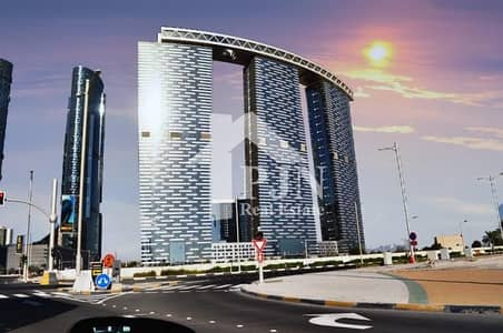 1 Bedroom Apartment for Sale in Al Reem Island, Abu Dhabi - Dazzling !!! 1 Bedroom For Sale In Gate Tower.