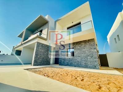 4 Bedroom Villa for Rent in Yas Island, Abu Dhabi - Single Row 4 bedroom Exclusive Type X Villa .