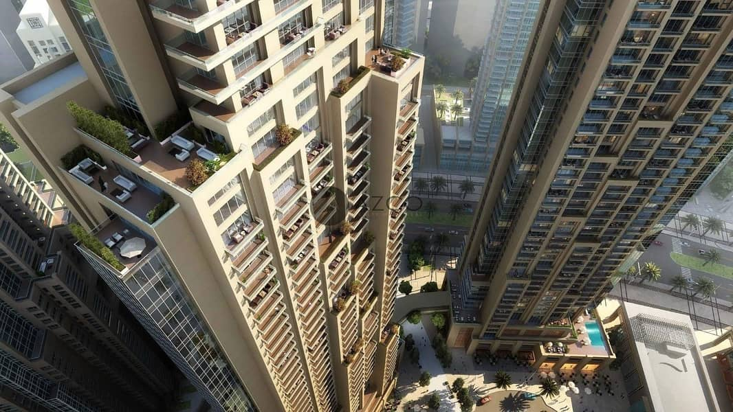 11 50% Post Handover Payment Plan 3Yrs|Opera District