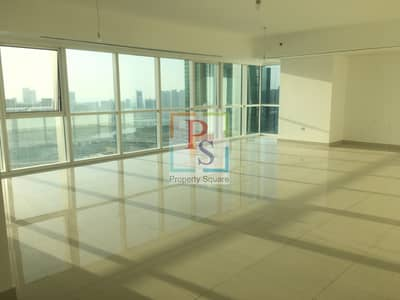 4 Bedroom Penthouse for Rent in Al Reem Island, Abu Dhabi - Great Deal with 4 BR Penthouse ! Amazing Sea View ! Available !