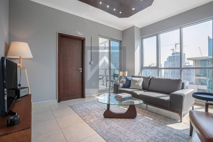 2 Fantastic Apartment   High Floor   Spacious Layout
