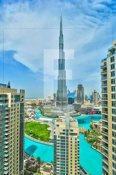 3 Bedroom | Burj Residence 5 | Burj View