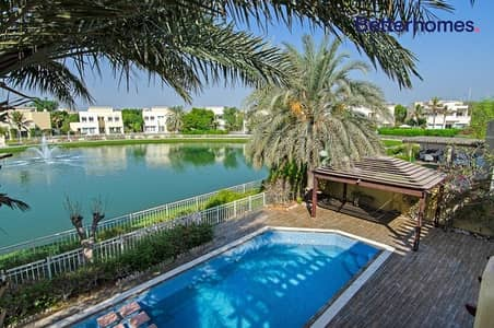 5 Bedroom Villa for Sale in The Meadows, Dubai - Type 7 | Upgraded |Lake View| Private Pool| VOT