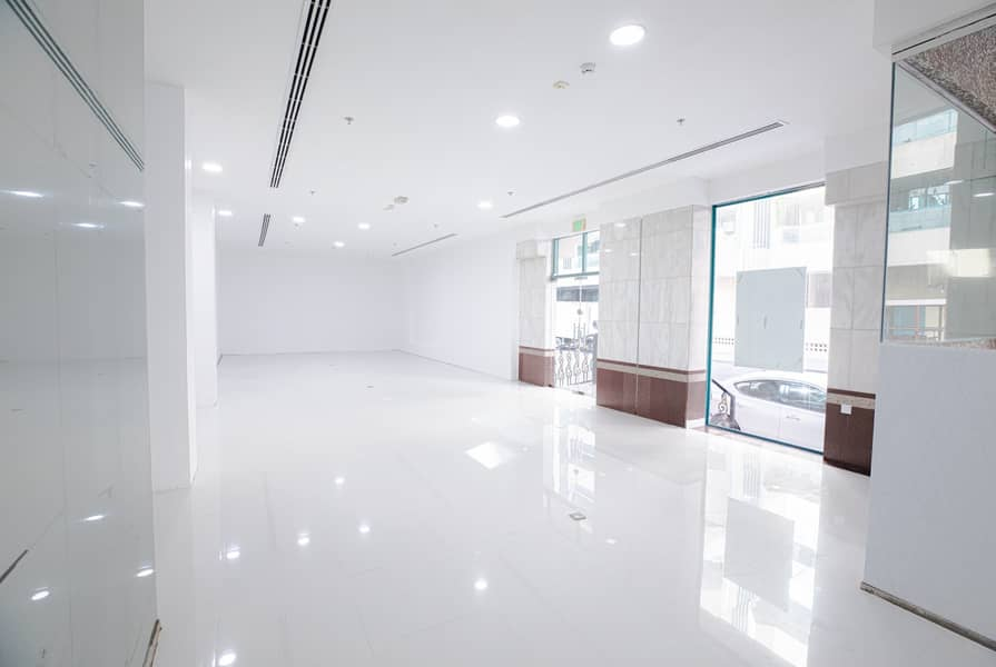 26 Spacious Showroom | No Commission| Prime Location