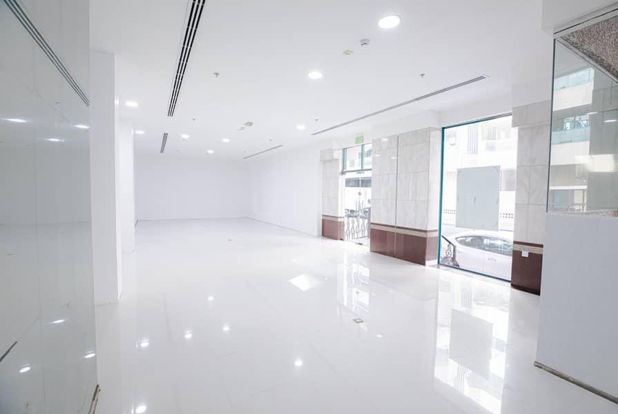 26 Spacious Showroom  Prime Location   No Commission