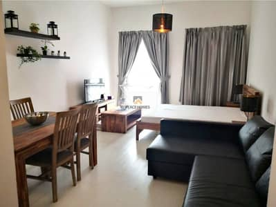 WELL-SIZED STUDIO   FULLY FURNISHED