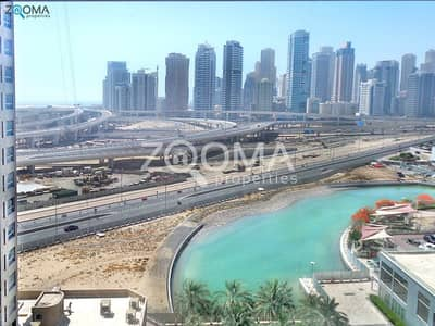 Office for Sale in Jumeirah Lake Towers (JLT), Dubai - High Floor | Modern Fitted Office | 10% ROI