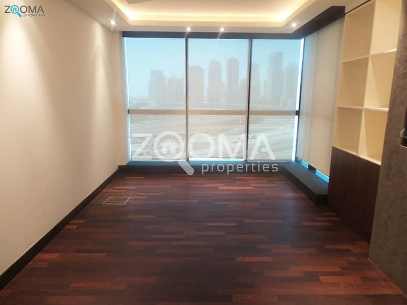 2 High Floor   Modern Fitted Office   10% ROI
