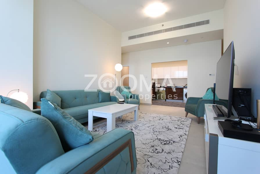 2 Fully Furnished | Sea Views | 2 Bedroom | Vacant