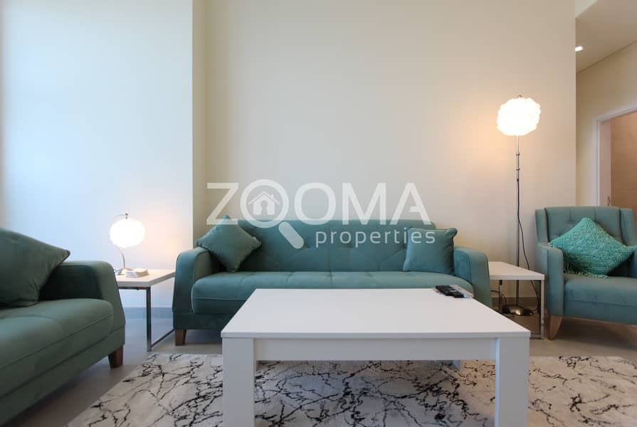 13 Fully Furnished | Sea Views | 2 Bedroom | Vacant