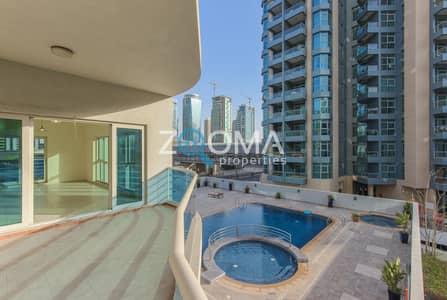 2 Bedroom Flat for Rent in Dubai Marina, Dubai - Spacious 2BR | Next To Metro | Free Chiller