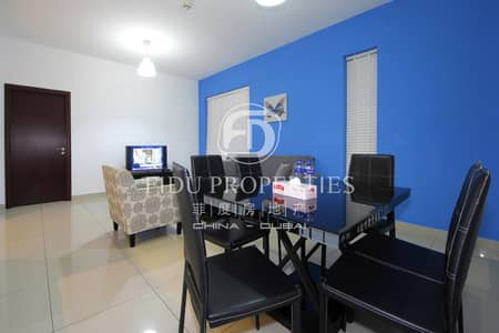 2 Bedroom Apartment for Rent in Business Bay, Dubai - Vacant large Size | Fully Furnished | 2 Bedroom