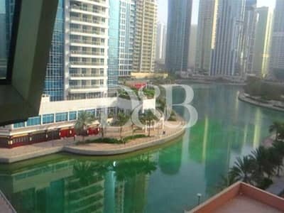 2 Bedroom Apartment for Sale in Jumeirah Lake Towers (JLT), Dubai - Fully Futnished & Upgrated | 2 Bedroom+Maid