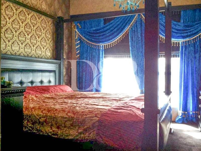 Fully Futnished & Upgrated | 2 Bedroom+Maid