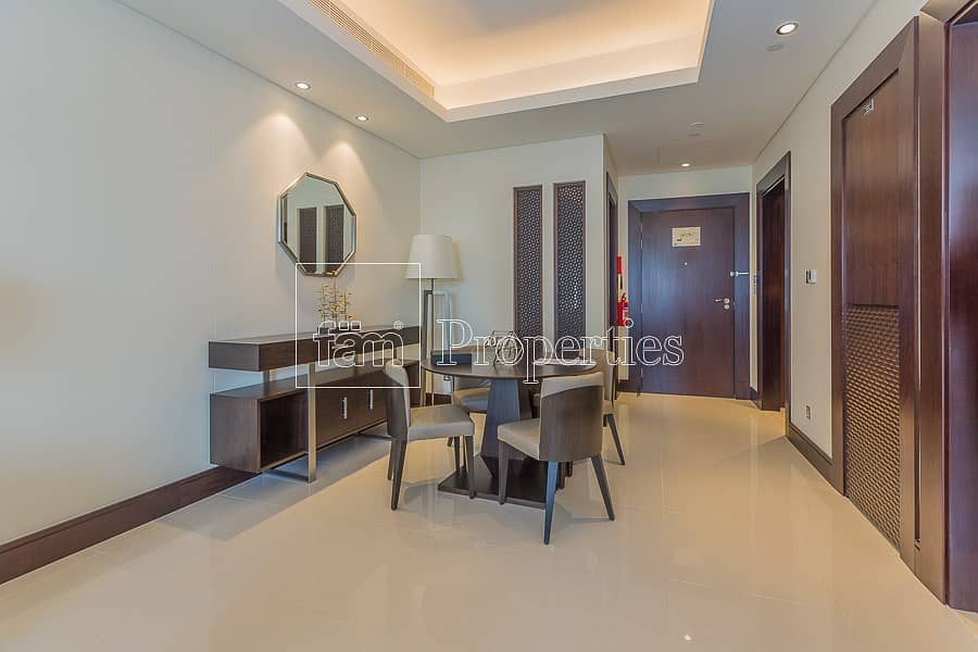 2 Luxury Furnished 1BR + Balcony   All inclusive