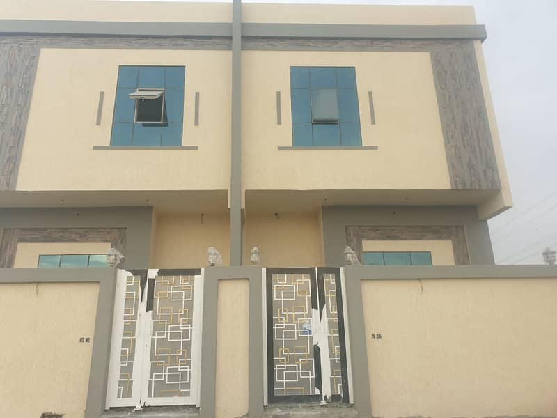 GREAT OFFER BRAND NEW 3 BADROOM VILLA FOR RENT ONLY  60,000/- AED YEARLY