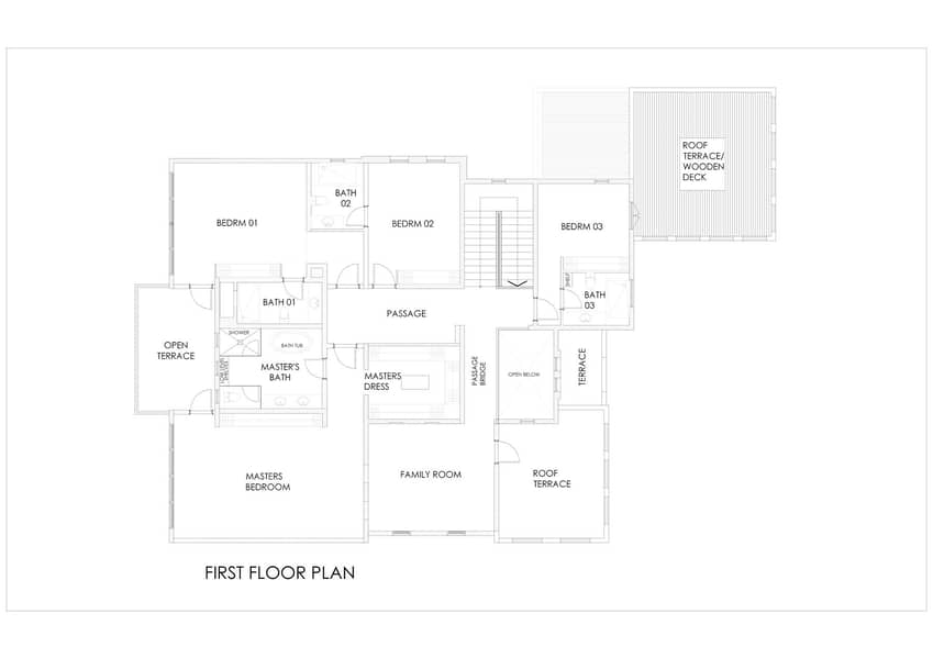 10 5 Beds | Type L1 Hattan | Golf Course View