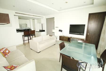 2 Bedroom Flat for Rent in Jumeirah Lake Towers (JLT), Dubai - In  5* Hotel | Fully Furnished | 2 Beds