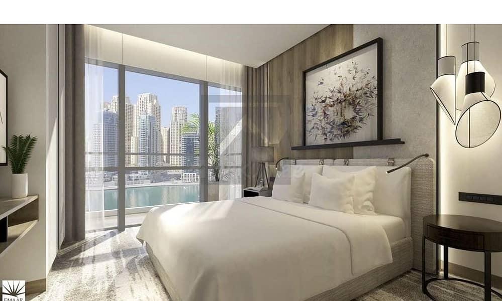 2 Good offer  Full Marina View   High Floor