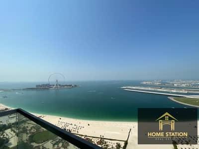 فلیٹ 2 غرفة نوم للايجار في جميرا بيتش ريزيدنس، دبي - Unprecedented UNIT