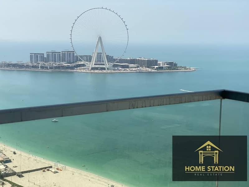 2  Beach Front & Dubai Eye View