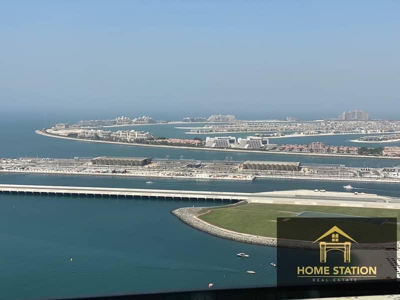 Beach Front & Dubai Eye View