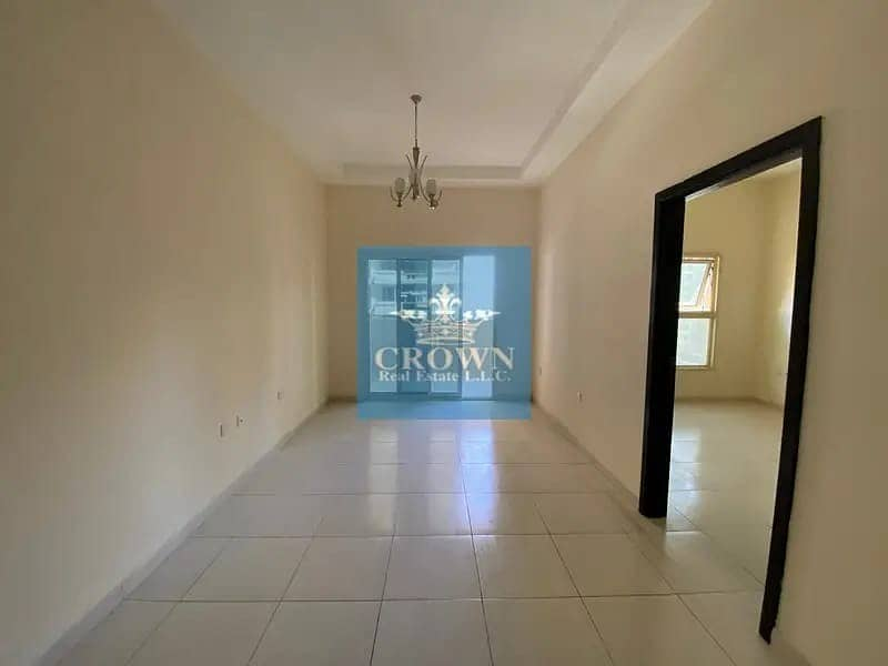 CHEAPEST 1 BHK AVAILABLE  FOR RENT IN LAVENDER AND LILIES TOWER WITH PARKING EMIRATES CITY , AJMAN