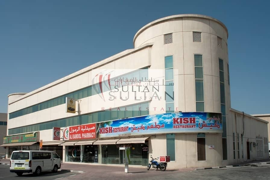 2 Shop For Rent In Umm Ramool
