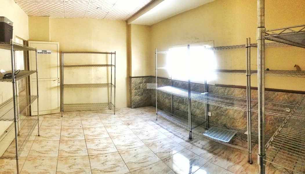 11 Shop For Rent | 2 Month Free | Equipped Kitchen.
