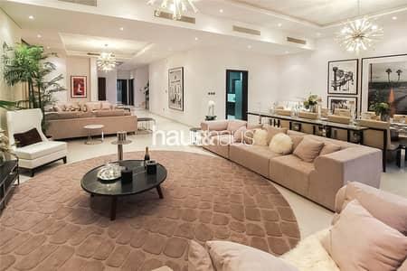 فیلا 5 غرف نوم للبيع في داماك هيلز (أكويا من داماك)، دبي - Brand New VD1 | Golf Course View | Fully Furnished
