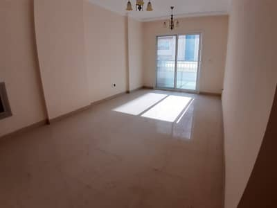 2 Bedroom Flat for Rent in Muwailih Commercial, Sharjah - 2 month free spacious 2bhk with balcony,+wardrobe +parking