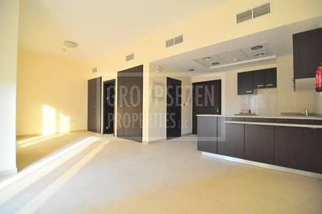 شقة 1 غرفة نوم للايجار في رمرام، دبي - Cheapest 1 Bed Apartment for rent in Remraam