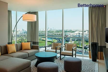 1 Bedroom Hotel Apartment for Rent in Sheikh Zayed Road, Dubai - Luxury Serviced Apartment |Utilities Inclusive