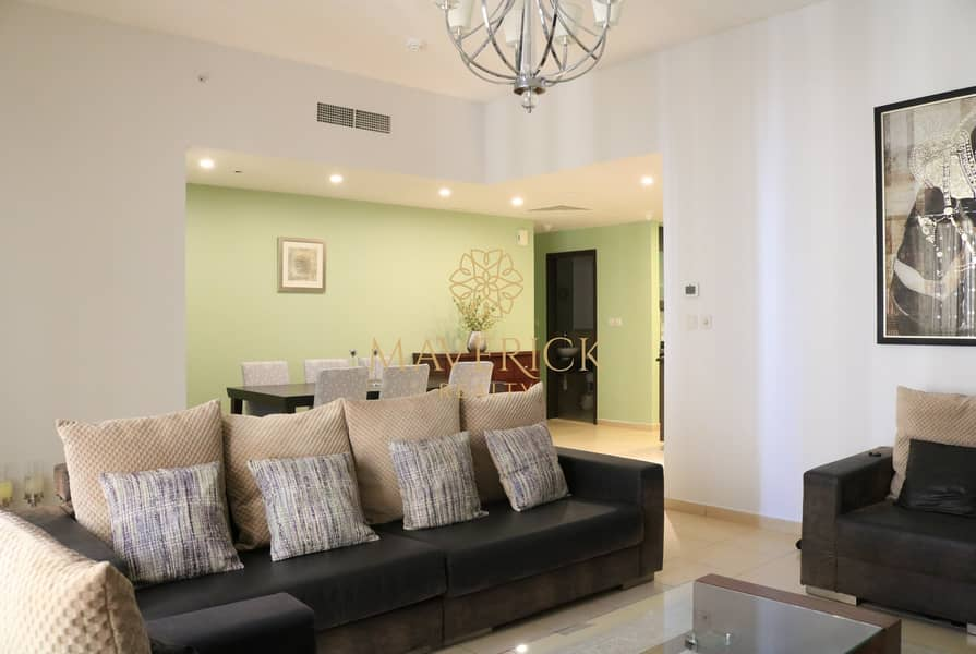 Upgraded 2Bed | Fully Furnished | Vacant
