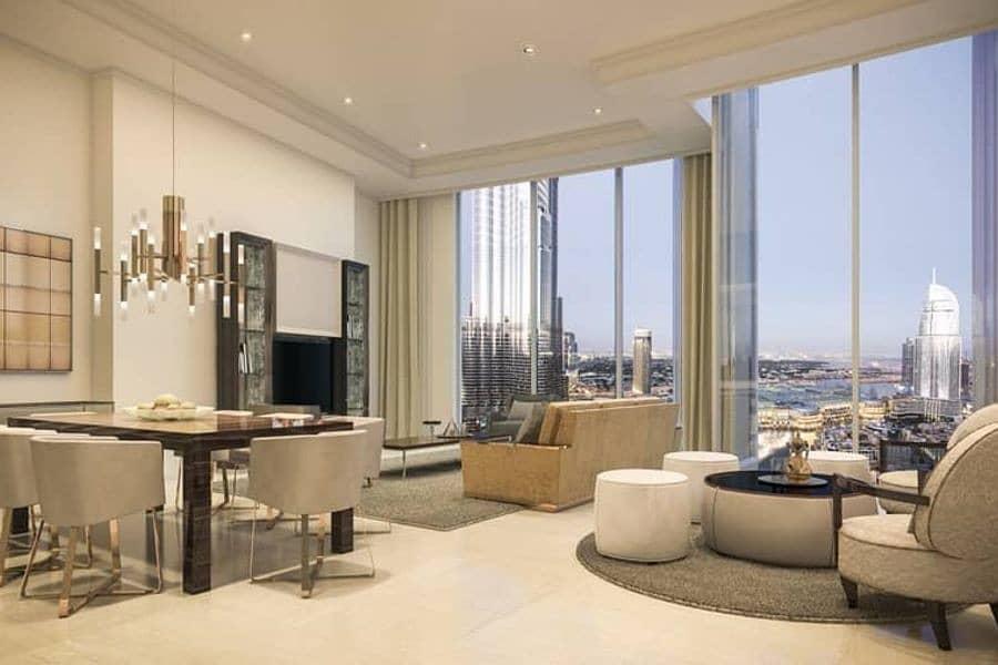 2 Live in Dowtown Dubai I Opera Grand I 1 BR