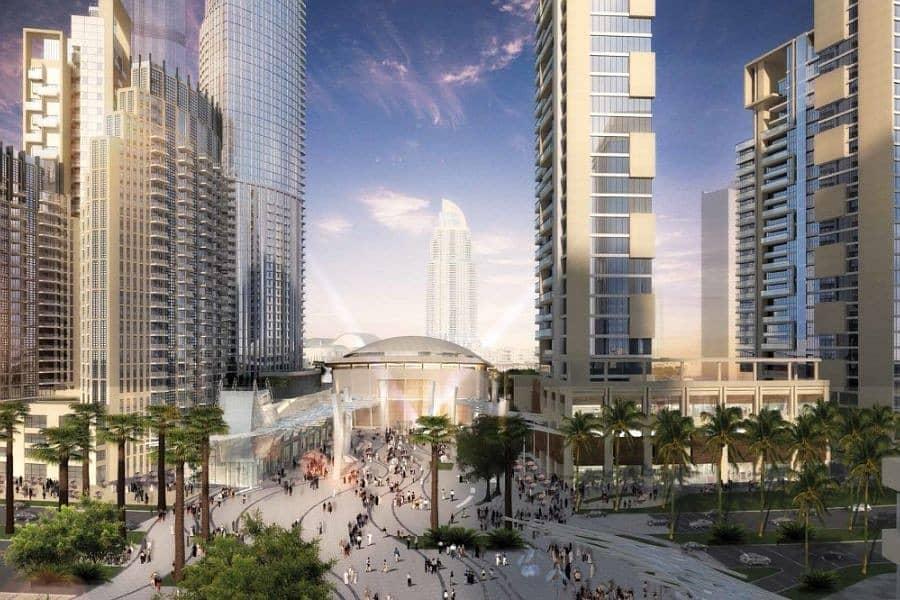 Live in Dowtown Dubai I Opera Grand I 1 BR