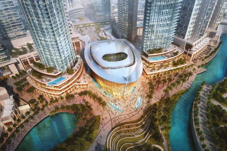 10 Live in Dowtown Dubai I Opera Grand I 1 BR