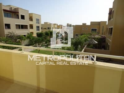 4 Bedroom Villa for Sale in Al Raha Gardens, Abu Dhabi - New Upgraded Type A Villa w/ Pool and Own Garden!