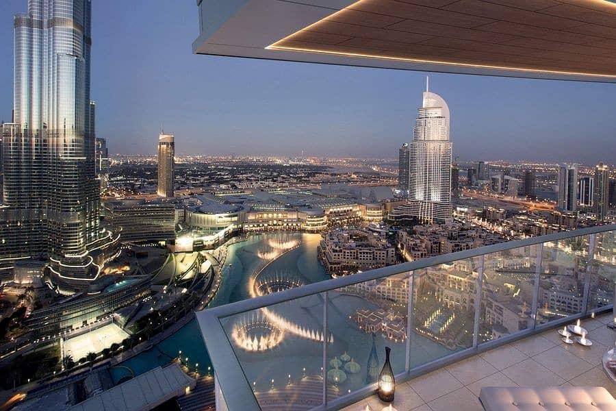 High Floor I2 BR w/ Astounding views IOpera Grand