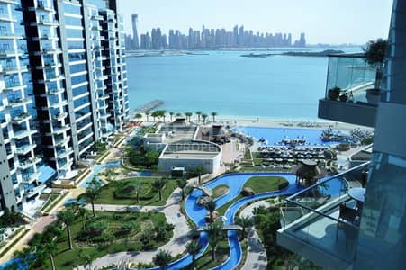 1 Bedroom Apartment for Rent in Palm Jumeirah, Dubai - Exclusive | Large 1 bedroom apartment | Keys With Me