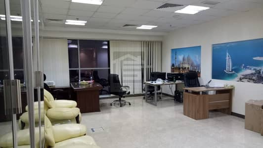 Office for Rent in International City, Dubai - Fitted Office    Ready To Move   2 Parking