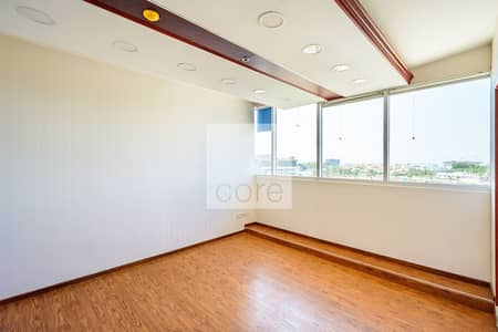 Office for Rent in Al Hudaiba, Dubai - Fully Fitted Office | Low Floor | Parking