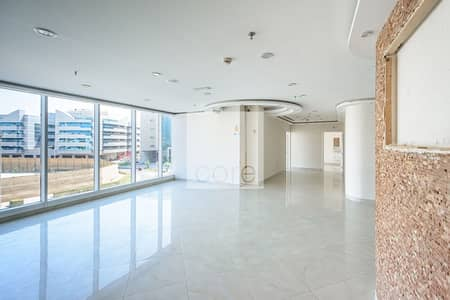 Office for Rent in Al Hudaiba, Dubai - Combined Fitted Office | Low Floor | Parking